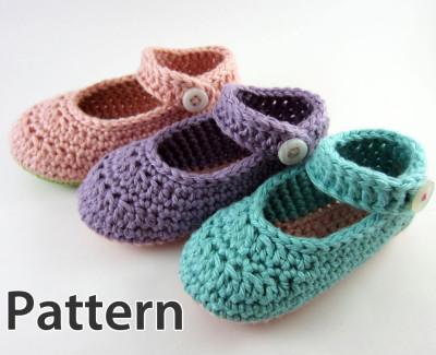 booties-pattern