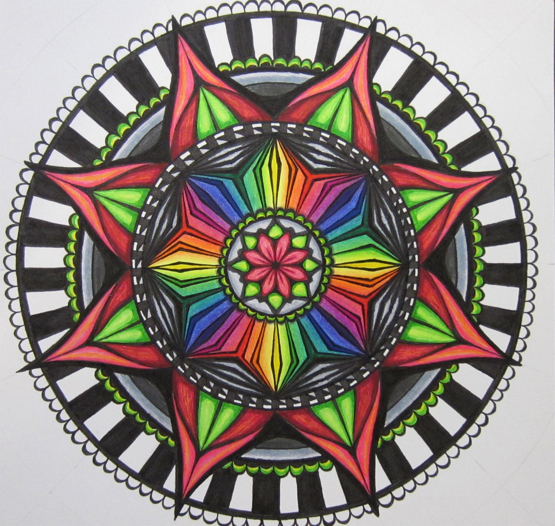 An Update and a Mandala | See Jenn Do